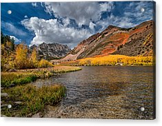 Fall At North Lake Acrylic Print by Cat Connor