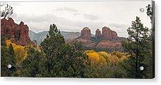Fall Color Sedona 0495 Acrylic Print