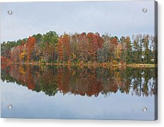 Fall Color Acrylic Print