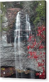 Fall Creek Falls  Acrylic Print