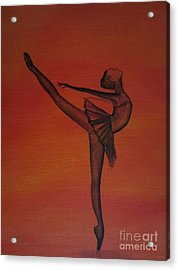Fall Dancer 1 Acrylic Print
