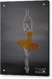 Fall Dancer 2 Acrylic Print