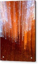Fall Impressionism Acrylic Print