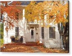Fall In Eureka Springs Acrylic Print