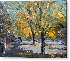 Fall In Silverado Dr  Acrylic Print