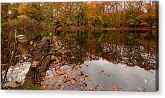 Fall Memories Acrylic Print