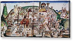 Fall Of Jerusalem And The Destruction Acrylic Print by Granger