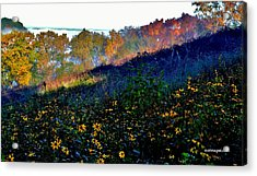 Fall On Garvin Heights Acrylic Print