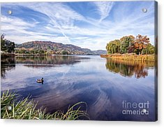 Fall Perfection Acrylic Print