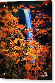 Fall Splendor Acrylic Print