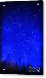 Falling Stars Acrylic Print