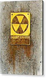 Fallout Shelter #1 Acrylic Print