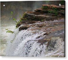 Falls Of Alabama Acrylic Print