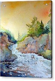 Falls2012 Acrylic Print