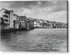 Falmouth Waterfront Acrylic Print