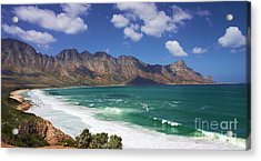 False Bay Drive Acrylic Print