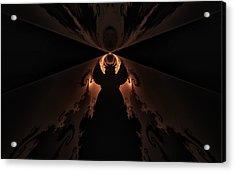 Acrylic Print featuring the digital art False Prophet by GJ Blackman