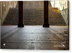 Familiar Steps Acrylic Print