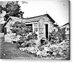 Family Casa Painter - No.1960 Acrylic Print