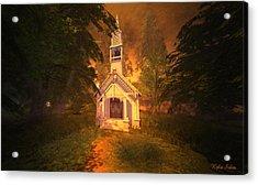 Family Chapel Acrylic Print