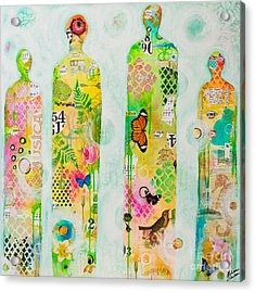 Family Acrylic Print