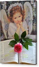 Family Memories Acrylic Print by Deb Halloran