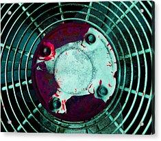 Fan 3 Acrylic Print
