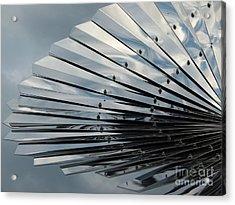 Fan In The Sky Acrylic Print