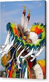 Fancy Dancer Acrylic Print