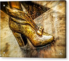 Fancy Shoe Acrylic Print