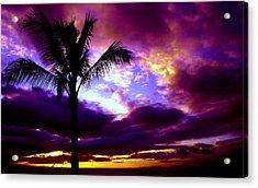 Fantastic Colors Acrylic Print