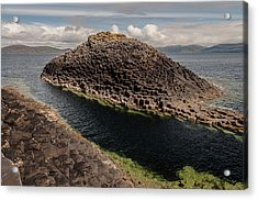 Fantastic Island Acrylic Print by Sergey Simanovsky