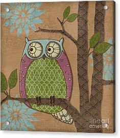 Fantasy Owl Iv Acrylic Print