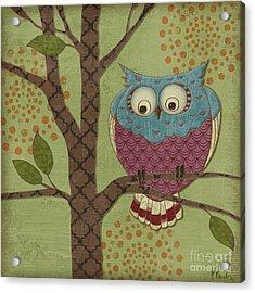 Fantasy Owls IIi Acrylic Print