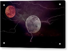 Fantasy Storm Acrylic Print
