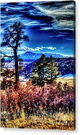 Far Away Acrylic Print
