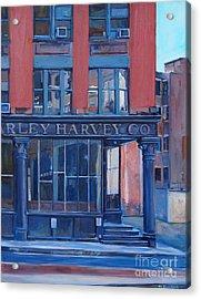 Farley Harvey Acrylic Print