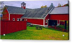 Farm Acrylic Print