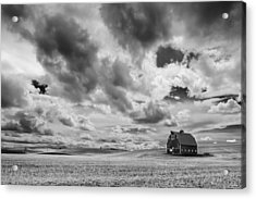 Farm Country Acrylic Print by Ryan Manuel