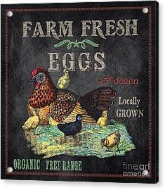Farm Fresh-jp2636 Acrylic Print by Jean Plout