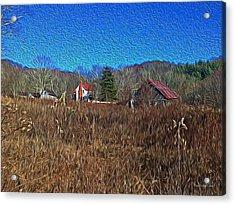 Farm House 2 Acrylic Print