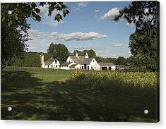 Farm House In Pa Acrylic Print