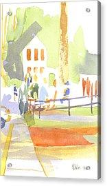 Farmers Market II  Acrylic Print