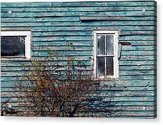 Farmhouse Windows Acrylic Print