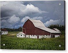 Farming Acrylic Print