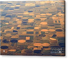 Farming In The Sky 2 Acrylic Print