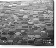 Farming In The Sky Acrylic Print
