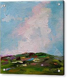 Farmland Iv Acrylic Print