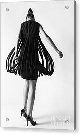 Pierre Cardin Car Wash Dress Acrylic Print