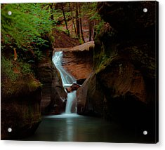 Fast Flowing Acrylic Print